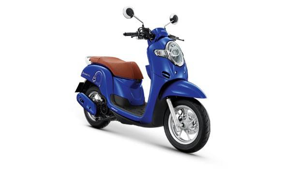 Honda-Motorcycle-มอเตอร์ไซค์-ฮอนด้า-all-new-scoopyi-2018-color-Blue-น้ำเงิน