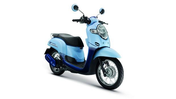 Honda-Motorcycle-มอเตอร์ไซค์-ฮอนด้า-scoopyi-2018-color-SKYBLUE-BLUE-สีฟ้า-สีน้ำเงิน