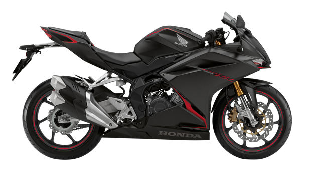 Honda-มอเตอร์ไซค์-APHonda-CBR250RR-Colour-Mat Sensei Black Metallic (BLK)