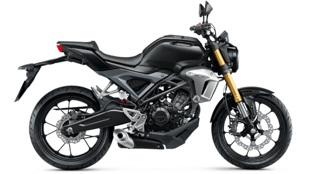 Honda-Motorcycle-มอเตอร์ไซค์-ฮอนด้า-Cb150r-color-Asteroid-Black-Metallic-สีดำ