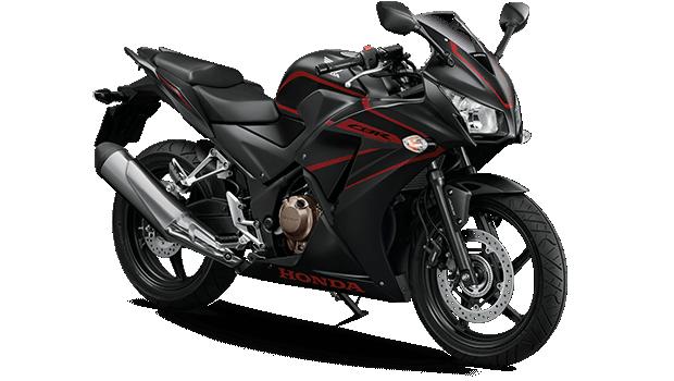 Honda-มอเตอร์ไซค์-APHonda-CBR300R-Colour-CBR300RAJ 5TH (BLK)