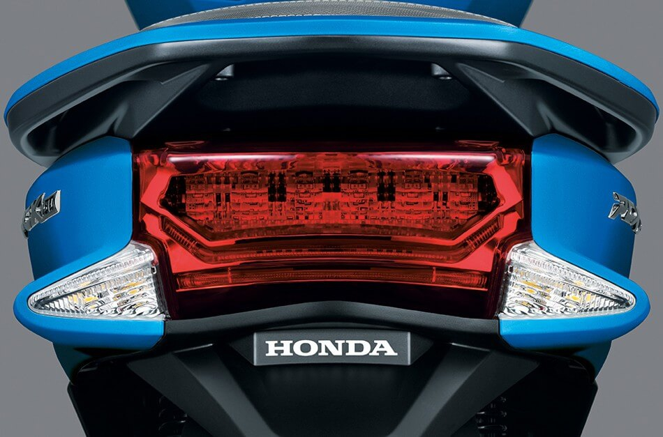 APHonda-PCX150-2015-LED TAIL LIGHT WITH SEPARATED LED WINKER