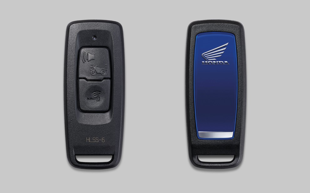 PCX160_Smart key