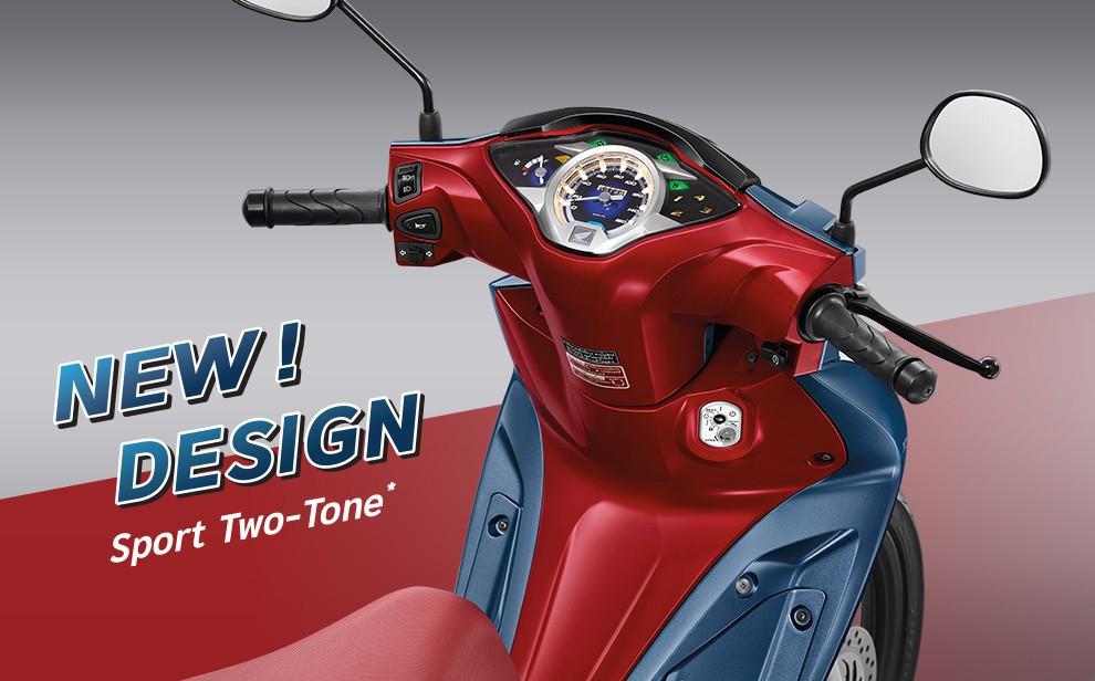 Wave125i New Design