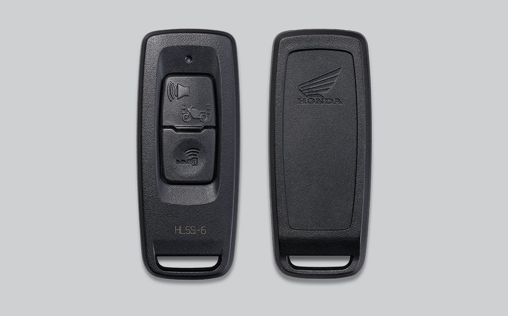 PCX160_Honda SMART KEY