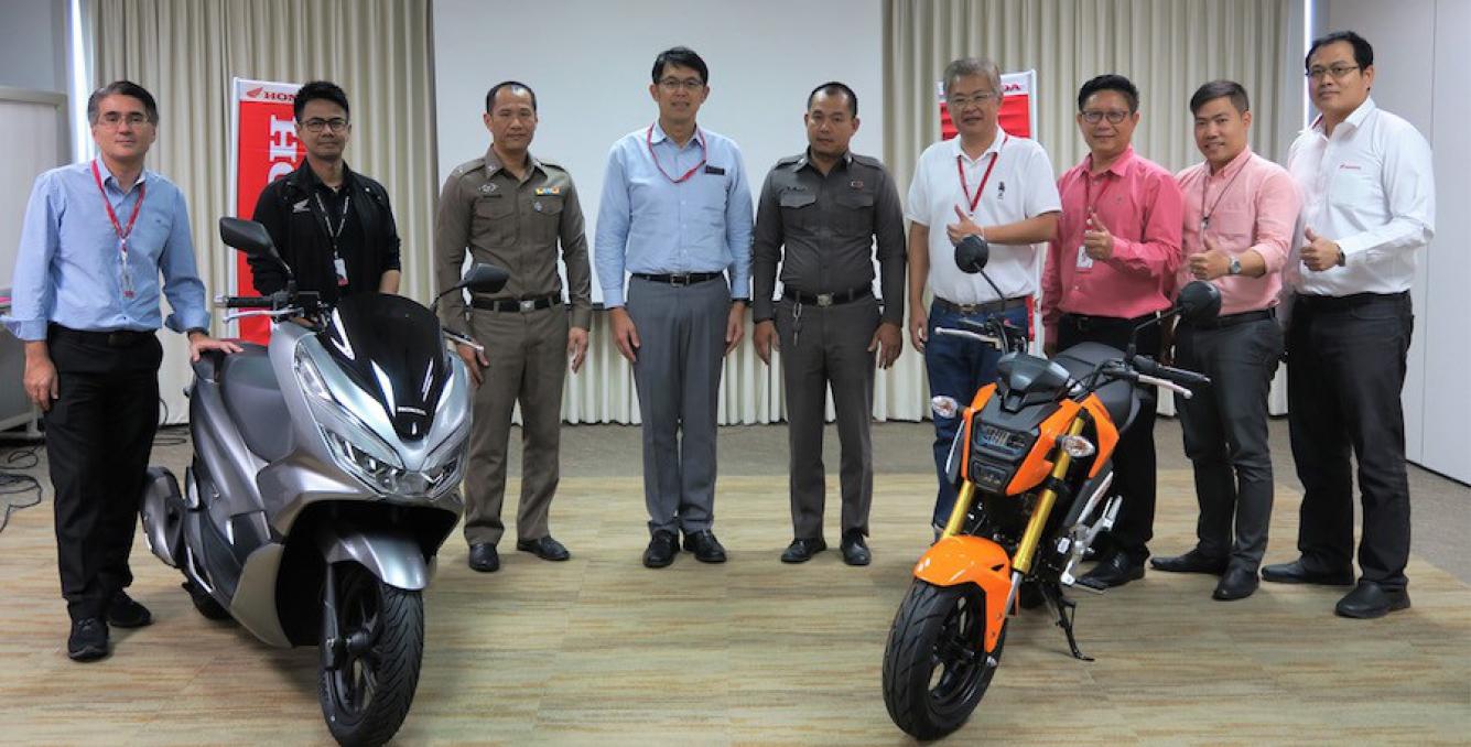 Honda-Motorcycle-มอเตอร์ไซค์-ฮอนด้า-ข่าวประชาสัมพันธ์-20180905-honda-survey-lucky-draw