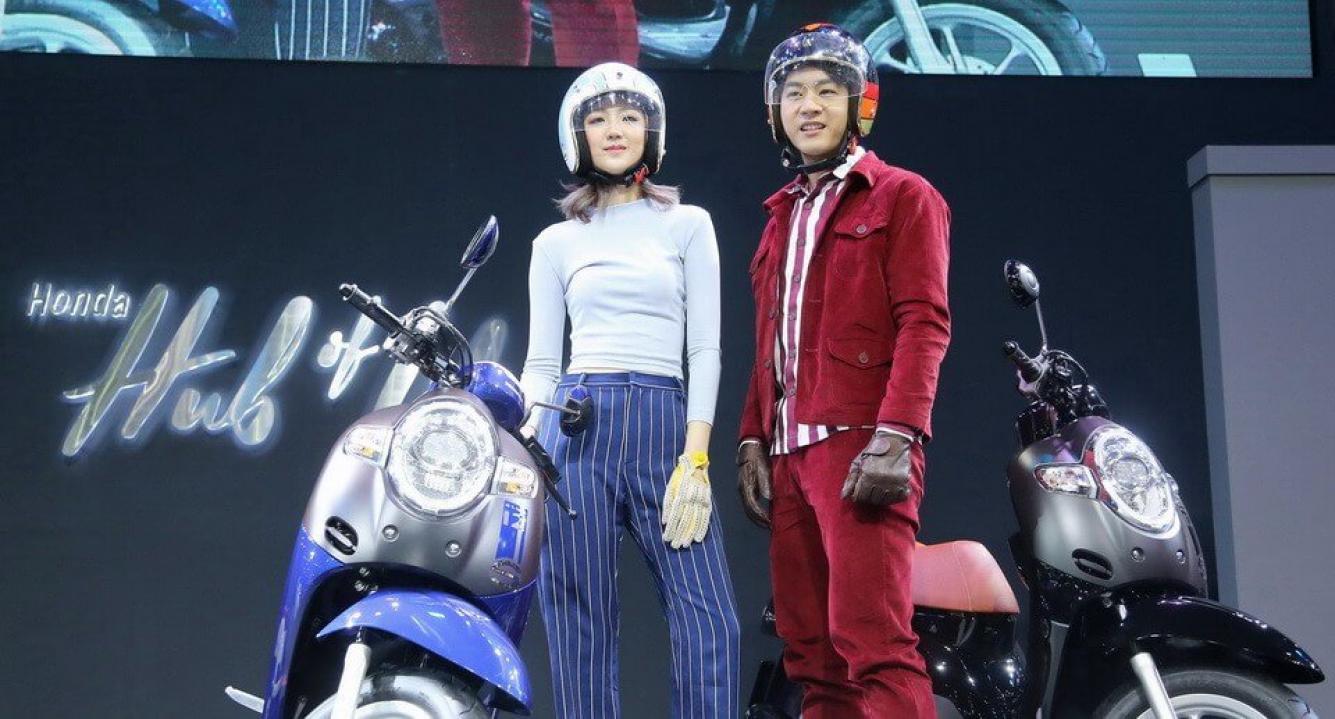 Honda-Motorcycle-มอเตอร์ไซค์-ฮอนด้า-All-New-Scoopyi-ข่าวประชาสัมพันธ์-ข่าวผลิตภัณฑ์-เปิดตัว