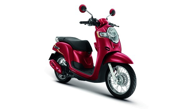 Honda-Motorcycle-มอเตอร�����-ฮอ�ด�า-scoopyi-2018-color-BLACK-สีดำ