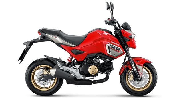 Honda-Motorcycle-มอเตอร์ไซค์-ฮอนด้า-MSX125SF-2017-color-red-สีแดง