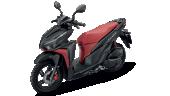 Honda-Motorcycle-มอเตอร์ไซค์-ฮอนด้า-new-click150i-2018-automatic-color-Black-Red-สีดำ-สีแดง