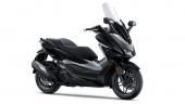 Honda-Motorcycle-มอเตอร์ไซค์-ฮอนด้า-super-cub-2018-color-Black-Silver-ดำ-เทา