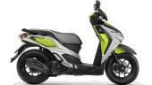 Honda-Motorcycle-มอเตอร์ไซค์-ฮอนด้า-Moove-2017-color-Black-Green-สีเทา-สีเขียว