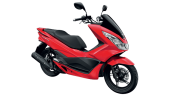 APHonda-PCX150-2015-Colour-Red-Black