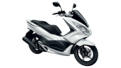 APHonda-PCX150-2015-Colour-White-Black