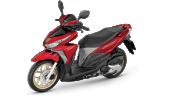 Honda-Motorcycle-มอเตอร์ไซค์-ฮอนด้า-click125i-2017-color-Red-Black-สีแดง-สีดำ