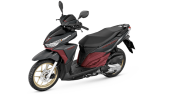 Honda-Motorcycle-มอเตอร์ไซค์-ฮอนด้า-click125i-2017-color-Black-Red-สีดำ-สีแดงเลือดหมู