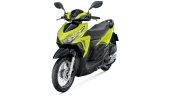 Honda-Motorcycle-มอเตอร์ไซค์-ฮอนด้า-click125i-2017-color-Yellow-Black-สีเหลือง-สีดำ