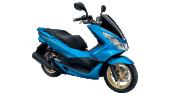 Honda-Motorcycle-มอเตอร์ไซค์-ฮอนด้า-pcx-150-2016-color-blue-black-สีน้ำเงิน-สีดำ