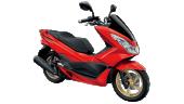 Honda-Motorcycle-มอเตอร์ไซค์-ฮอนด้า-pcx-150-2016-color-red-black-สีแดง-สีดำ