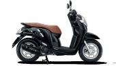 Honda-Motorcycle-มอเตอร์ไซค์-ฮอนด้า-all-new-scoopyi-2017-color-black-สีดำ