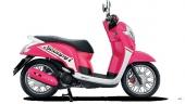 Honda-Motorcycle-มอเตอร์ไซค์-ฮอนด้า-all-new-scoopyi-2017-color-Pink-สีชมพู