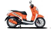 Honda-Motorcycle-มอเตอร์ไซค์-ฮอนด้า-all-new-scoopyi-2017-color-orange-สีส้ม