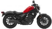 Honda-Motorcycle-มอเตอร์ไซค์-ฮอนด้า-Wave-110i-2017-color-Millenium-Red-สีแดง