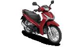 Honda-Motorcycle-มอเตอร์ไซค์-ฮอนด้า-All New Wave 125i-color-แดง-ดำ