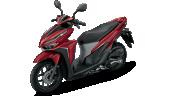 Honda-Motorcycle-มอเตอร์ไซค์-ฮอนด้า-click-125-i-2018-color-Red-Black