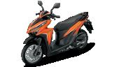 Honda-Motorcycle-มอเตอร์ไซค์-ฮอนด้า-click-125-i-2018-color-Orange-Black