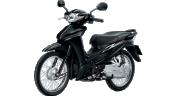 Honda-Motorcycle-มอเตอร์ไซค์-ฮอนด้า-Wave-110i-2017-color-Black-สีดำ