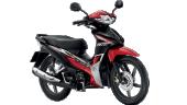 Honda-Motorcycle-มอเตอร์ไซค์-ฮอนด้า-Wave-110i-2017-color-Red-Black1-สีแดง-ดำ