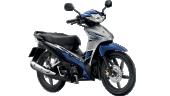 Honda-Motorcycle-มอเตอร์ไซค์-ฮอนด้า-Wave-110i-2017-color-Blue-Grey-สีน้ำเงิน-เทา