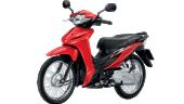 Honda-Motorcycle-มอเตอร์ไซค์-ฮอนด้า-Wave-110i-2017-color-Red-Black2-สีแดง-สีดำ2