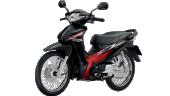 Honda-Motorcycle-มอเตอร์ไซค์-ฮอนด้า-Wave-110i-2017-color-Black-Red-สีดำ-แดง