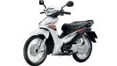 Honda-Motorcycle-มอเตอร์ไซค์-ฮอนด้า-Wave-110i-2016-color-Black-ขาว-ดำ