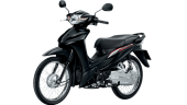 Honda-Motorcycle-มอเตอร์ไซค์-ฮอนด้า-Wave-110i-2016-color-Black-สีดำ