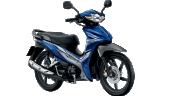 Honda-Motorcycle-มอเตอร์ไซค์-ฮอนด้า-Wave-110i-2016-color-Blue-Grey-สีน้ำเงิน-เทา