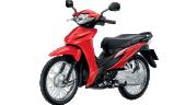 Honda-Motorcycle-มอเตอร์ไซค์-ฮอนด้า-Wave-110i-2017-Red-Black2-สีแดง-ดำ2