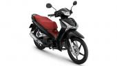 Honda-Motorcycle-มอเตอร์ไซค์-ฮอนด้า-All New Wave 125i-color-ดำ-แดง