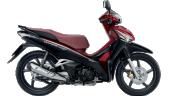 Honda-Motorcycle-มอเตอร์ไซค์-ฮอนด้า-Wave-125i-2016-color-Black-Red-สีดำ-สีแดง