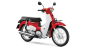 Honda-Motorcycle-มอเตอร์ไซค์-ฮอนด้า-supercub-2018-color-Red-White-สีแดง-สีขาว