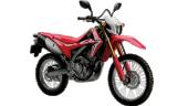 Honda-Motorcycle-มอเตอร์ไซค์-ฮอนด้า-CRF250L-color-Red-white-สีแดง-สีขาว