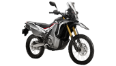 Honda-Motorcycle-มอเตอร์ไซค์-ฮอนด้า-CRF250RALLY-color-silver-black-สีเทา-สีดำ