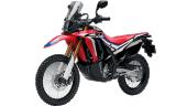 Honda-Motorcycle-มอเตอร์ไซค์-ฮอนด้า-CRF250RALLY-color-Red-Black-สีแดง-สีดำ