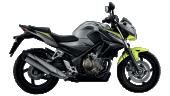 Honda-Motorcycle-มอเตอร์ไซค์-ฮอนด้า-super-cub-2018-color-grey-yellow-สีเทา-สีเหลือง