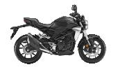 Honda-Motorcycle-มอเตอร์ไซค์-ฮอนด้า-CB300R-2018-color-black-สีดำ