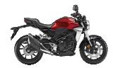 Honda-Motorcycle-มอเตอร์ไซค์-ฮอนด้า-CB300R-2018-color-black-red-สีดำ-สีแดง