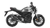 Honda-Motorcycle-มอเตอร์ไซค์-ฮอนด้า-CB300R-2018-color-silver-black-สีเงิน-สีดำ