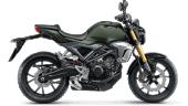 Honda-Motorcycle-มอเตอร์ไซค์-ฮอนด้า-Cb150r-color-Mat-Laurel-Green-Metallic-สีดำ-สีเขียว